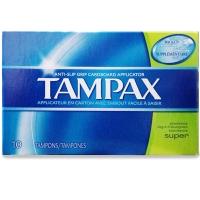 丹碧丝(Tampax)卫生棉条 多量用 10支(美国原装进口)