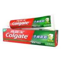高露洁(Colgate) 全面防蛀 牙膏 250g (冰凉薄荷) (新老包装随机发放)