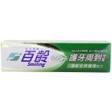 百龄(Smiling)护牙周到牙膏110g(清新全效 台湾进口)