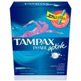 丹碧丝(Tampax)导管式隐形卫生棉条 小流量型18支装(美国进口 元气系列 非卫生巾)