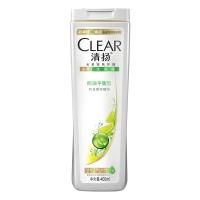 清扬(CLEAR)洗发露 控油平衡型(去屑+控油)400ml(洗发水)
