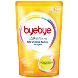五羊百白(ByeBye)全效去渍洗衣液1kg(自然清香) 袋装补充装