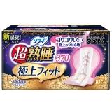 苏菲 超熟睡极上夜用卫生巾 370 mm*10片 苏菲