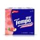 得宝(Tempo) 迷你纸手帕  4层加厚 7张*12包 甜心桃味