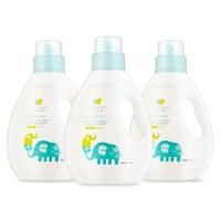 初然之爱(Original care) 婴儿洗衣液1.3L*3瓶(草本多效抑菌柔顺、宝宝洗衣液儿童洗衣液)