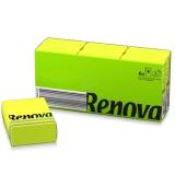 瑞诺瓦之爱( Renova) 手帕纸清新绿 3层10抽*6包 葡萄牙进口