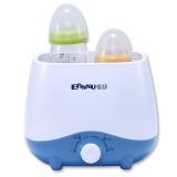 樱舒(Enssu)婴儿多功能双瓶恒温调奶器?暖奶器奶瓶消毒温奶器ES208