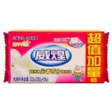 威煌超洁净沁香百合洗衣皂(202g+20g)