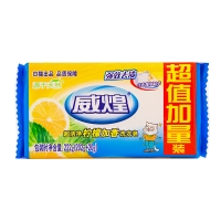 威煌超洁净柠檬加香洗衣皂(202g+20g)
