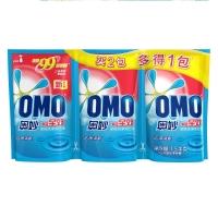 奥妙净蓝全效高浓度洗衣液500g*(2+1)