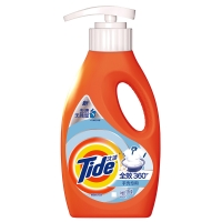 汰渍全效360度手洗专用洗衣液1kg/瓶 手洗专用 去渍 含净漂因子