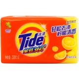 汰渍全效三重功效柠檬洗衣皂238g*2 手洗专用 肥皂 去渍 柠檬清香
