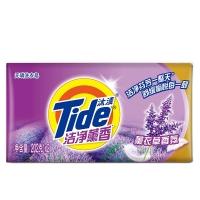汰渍洁净熏香薰衣草香氛洗衣皂202g*2 手洗专用 肥皂 易漂洗