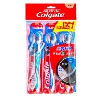 高露洁(Colgate) 三效优护 牙刷×3 (特惠装)