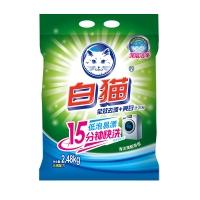 白猫 全效去渍+亮白无磷洗衣粉2480
