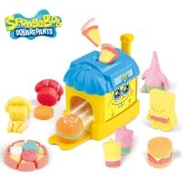 海绵宝宝3D打印泥-汉堡组合,SP-9312