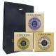 欧舒丹(L'OCCITANE)缤纷香皂3只装100g*3(套装 去角质 沐浴清洁 滋润护肤)味道包装随机发送