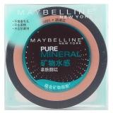 美宝莲(MAYBELLINE)矿物水感亲肤 腮红W01 4g (珊瑚红) (彩妆胭脂 贴合 自然红润)
