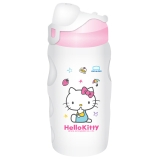 乐扣乐扣 HELLO KITTY 儿童吸管水杯350ml(粉色)HPP726T-OKT