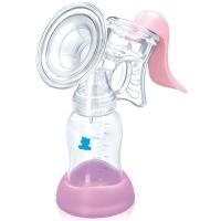 小白熊 蝶悦手动吸奶器 孕妇吸乳挤奶器 HL-0815