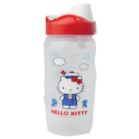 乐扣乐扣 HELLO KITTY 儿童吸管水杯350ml(红色)HPP726T-RKT