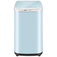 海信(Hisense) 3公斤 全自动波轮迷你洗衣机 宝宝儿童婴儿小洗衣机 健康婴儿洗 蒸煮洗 高温洗 XQB30-M108LH