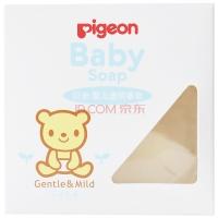 贝亲(Pigeon)婴儿透明香皂 70g IA122