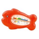 小白熊 小鱼水温计 婴儿水温计 宝宝温度计 洗浴用品 09224