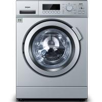 三洋(SANYO)WF810326BS0S 8公斤变频滚筒洗衣机 多段加热洗涤 全模糊智能控制(银色)