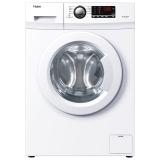 海尔(Haier)EG7012B29W 7公斤 变频滚筒洗衣机  防霉抗菌窗垫 3年质保