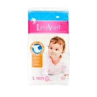 LEO ANGEL 婴儿纸尿裤,L/54片