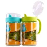 茶花 玻璃油壶550ml 6001