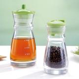 乐美雅(Luminarc)玻璃油瓶油壶调味罐套装 乐宜厨健康厨房好帮手套装 L2574