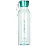 乐扣乐扣(locklock)夏季新款运动水壶塑料水杯杯子便携式学生杯HLC644GRN绿色550ML