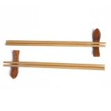 佳佰 竹工艺筷子家用竹筷 10双装DK1007