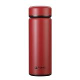 特美刻(TOMIC)保温杯 3D商务不锈钢真空水杯1BBS1105 430ML 红色