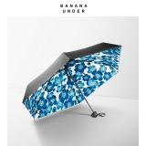 口袋伞系列男女防晒伞太阳伞遮阳晴雨伞折叠-五折款,梅芷