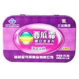 西瓜霜喉口宝含片 ,16片x1.8克(铁盒话梅味)
