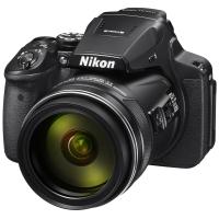 尼康(Nikon)COOLPIX P900s 超长焦数码相机 黑色