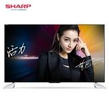 夏普 (SHARP) LCD-70SU665A 70英寸4K超高清wifi智能网络液晶平板电视机