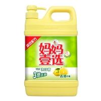 妈妈壹选 洗洁精 去油柠檬 2kg