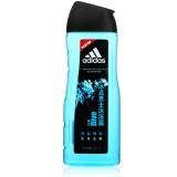 阿迪达斯(Adidas)男士 沐浴露 活力冰点 400ml(新老包装随机发放)