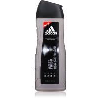 阿迪达斯(Adidas)男士 沐浴露 激情 400ml(新老包装随机发放)