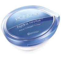 旁氏(POND'S)水润盈泽系列 深海胶原 保湿乳霜50g