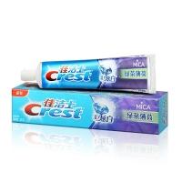 佳洁士(Crest)3D炫白  绿茶薄荷牙膏180克