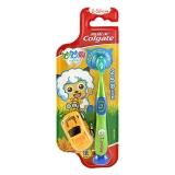 高露洁(Colgate)妙妙刷 儿童牙刷(2-5岁)(男孩)(新老包装随机发货)