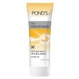 旁氏(POND'S)清透平衡系列 净化黑头 洗颜泥100g(新旧包装随机发)