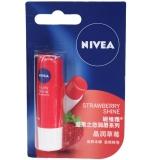 妮维雅(NIVEA)星果之恋润唇系列晶润草莓4.8g(唇膏 唇部护理 补水保湿滋润)