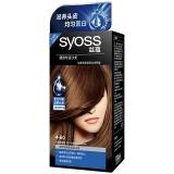 丝蕴(syoss)染发霜4-60摩卡深棕(护理染后秀发,柔顺光泽)(新老包装随机)