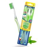 佳洁士 CREST 超细柔韧绿茶养龈牙刷两支优惠装